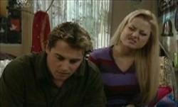 Joel Samuels, Dee Bliss in Neighbours Episode 3893