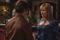 Darcy Tyler, Amanda Forbes in Neighbours Episode 3894