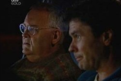 Harold Bishop, Joe Scully in Neighbours Episode 3897