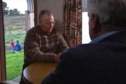 Harold Bishop, Lou Carpenter in Neighbours Episode 3897