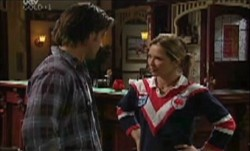 Drew Kirk, Steph Scully in Neighbours Episode 3899