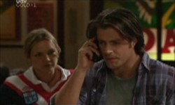 Steph Scully, Drew Kirk in Neighbours Episode 3899
