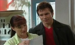 Susan Kennedy, Darcy Tyler in Neighbours Episode 3899