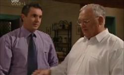 Karl Kennedy, Harold Bishop in Neighbours Episode 3900