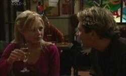 Joel Samuels, Dee Bliss in Neighbours Episode 3900