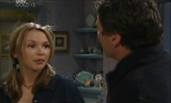 Steph Scully, Joe Scully in Neighbours Episode 3901
