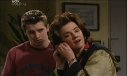 Tad Reeves, Lyn Scully in Neighbours Episode 3901