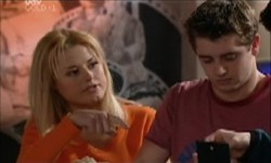 Dee Bliss, Tad Reeves in Neighbours Episode 3901