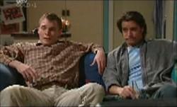 Scott Gibson, Drew Kirk in Neighbours Episode 3903