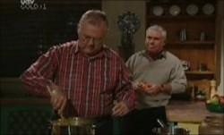 Harold Bishop, Lou Carpenter in Neighbours Episode 3903