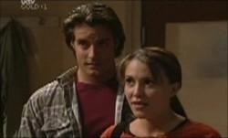 Drew Kirk, Libby Kennedy in Neighbours Episode 3903