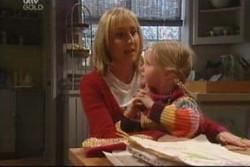 Maggie Hancock, Emily Hancock in Neighbours Episode 3904