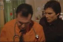 Karl Kennedy, Darcy Tyler in Neighbours Episode 3904