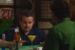 Toadie Rebecchi, Matt Hancock in Neighbours Episode 3905