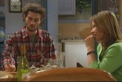Mitch Foster, Steph Scully in Neighbours Episode 3906