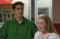 Matt Hancock, Michelle Scully in Neighbours Episode 3907