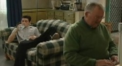 Harold Bishop, Paul McClain in Neighbours Episode 3910