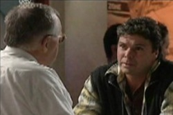 Harold Bishop, Joe Scully in Neighbours Episode 3911