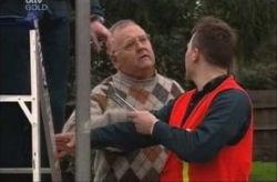 Harold Bishop in Neighbours Episode 3914