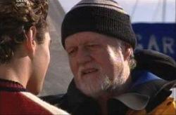 Joel Samuels, Vernon Wells in Neighbours Episode 3914