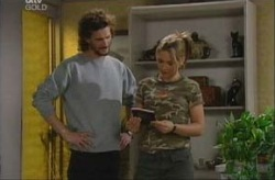 Mitch Foster, Steph Scully in Neighbours Episode 3914