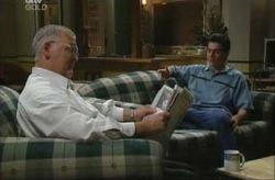 Harold Bishop, Paul McClain in Neighbours Episode 3915