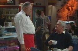 Harold Bishop, Lou Carpenter in Neighbours Episode 3915