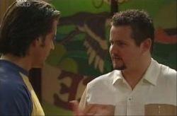 Drew Kirk, Toadie Rebecchi in Neighbours Episode 3915