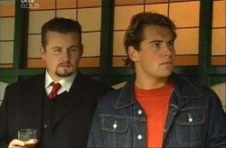 Toadie Rebecchi, Joel Samuels in Neighbours Episode 3917