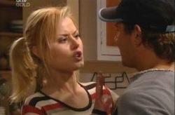 Dee Bliss, Joel Samuels in Neighbours Episode 3925
