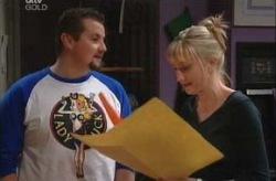 Toadie Rebecchi, Maggie Hancock in Neighbours Episode 3925