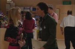 Dee Bliss, Darcy Tyler in Neighbours Episode 3925