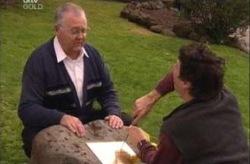 Harold Bishop, Joe Scully in Neighbours Episode 3925