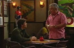 Darcy Tyler, Lou Carpenter in Neighbours Episode 3926