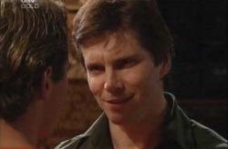 Joel Samuels, Darcy Tyler in Neighbours Episode 3926
