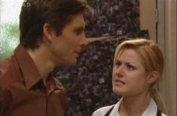 Darcy Tyler, Dee Bliss in Neighbours Episode 3926