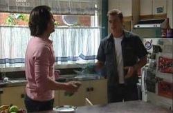Drew Kirk, Stuart Parker in Neighbours Episode 3927