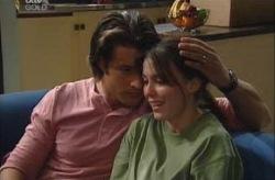 Drew Kirk, Libby Kennedy in Neighbours Episode 3927