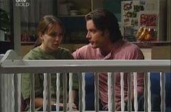 Libby Kennedy, Drew Kirk in Neighbours Episode 3927