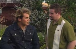 Joel Samuels, Toadie Rebecchi in Neighbours Episode 3927