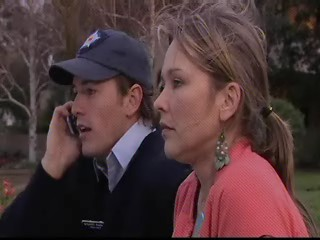 Stuart Parker, Steph Scully in Neighbours Episode 4890