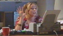 Janelle Timmins in Neighbours Episode 4892