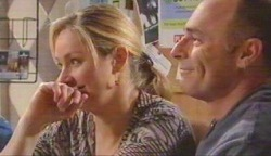 Janelle Timmins, Kim Timmins in Neighbours Episode 4893