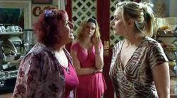 Angie Rebecchi, Janelle Timmins, Janae Timmins in Neighbours Episode 4925