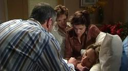 Karl Kennedy, Susan Kennedy, Steph Scully, Lyn Scully in Neighbours Episode 4925