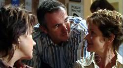 Susan Kennedy, Karl Kennedy, Lyn Scully in Neighbours Episode 4926