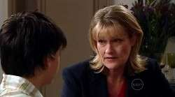 Zeke Kinski, Paula Beeman in Neighbours Episode 4927