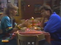 Jane Harris, Mike Young in Neighbours Episode 0646