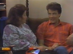 Mrs Romeo, Tony Romeo in Neighbours Episode 0646