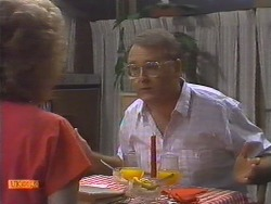 Madge Ramsay, Harold Bishop in Neighbours Episode 0646